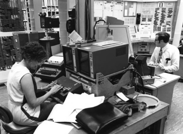 Primera red de computadores ARPANET