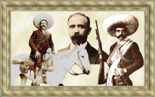 Comienza la Revolución Mexicana