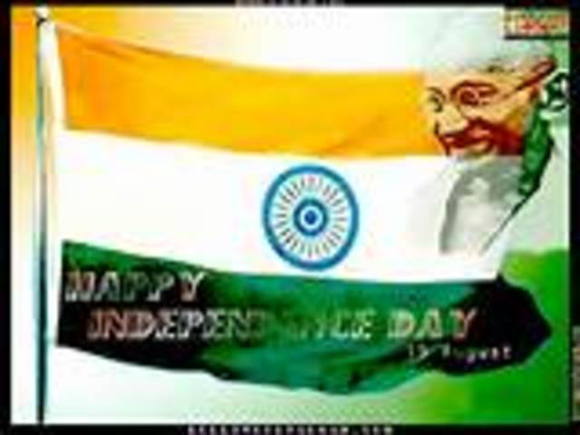 India becomes independent
