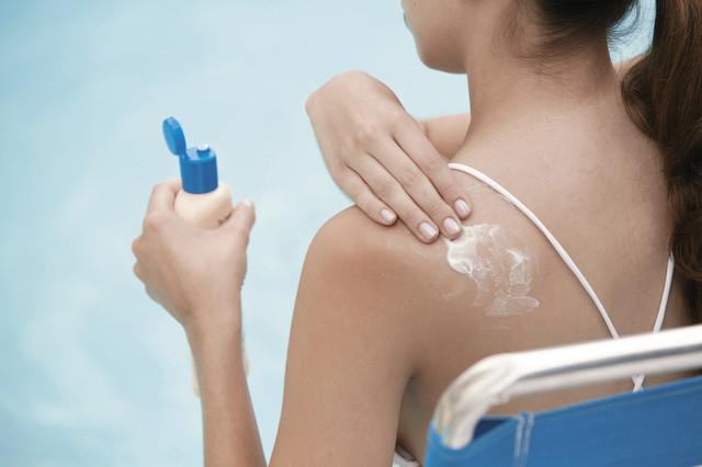 Protect skin to prevent future damage