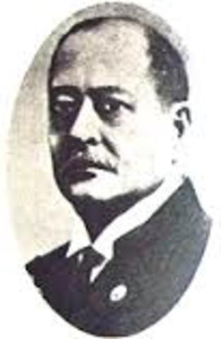 Trujillo's successor