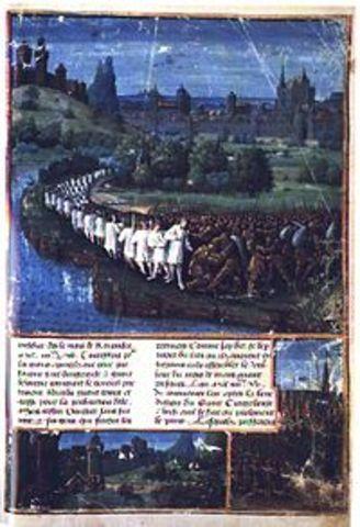 Siege of Xerigordon