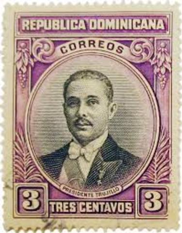 Trujillo Runs for a third term
