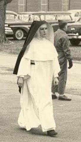 Patria decides against becoming a nun