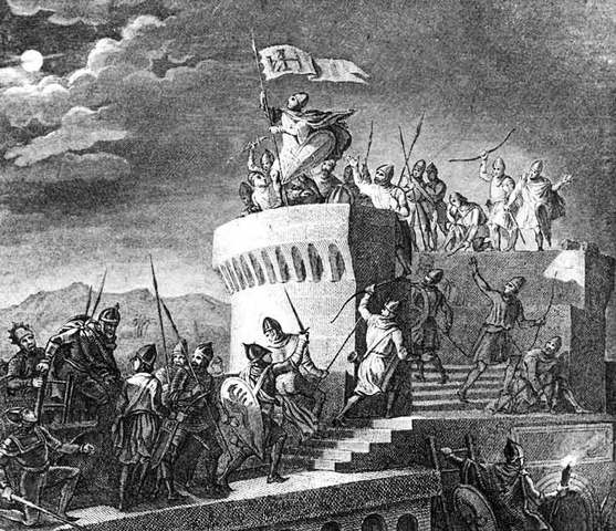 Battle of the Orontes