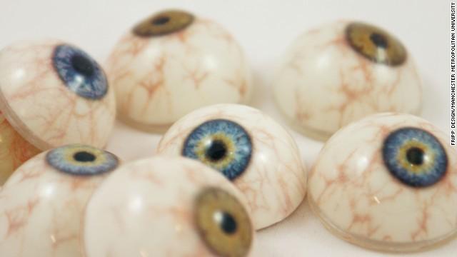 3D Printing Eyes