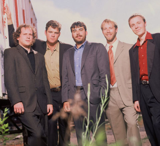 Steep Canyon Rangers Formed
