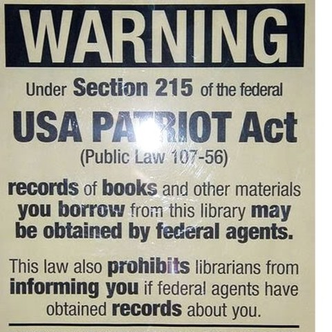 Section 215 of the Patriot Act