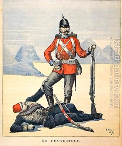 Egypt Becomes British Protectorate