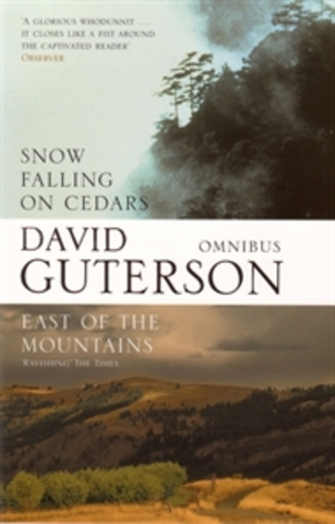 "Roman novel ""Snow Falling'' written by David Guterson"