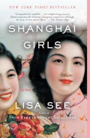 Roman novel ''Shanghai Girls'' written by Lise See