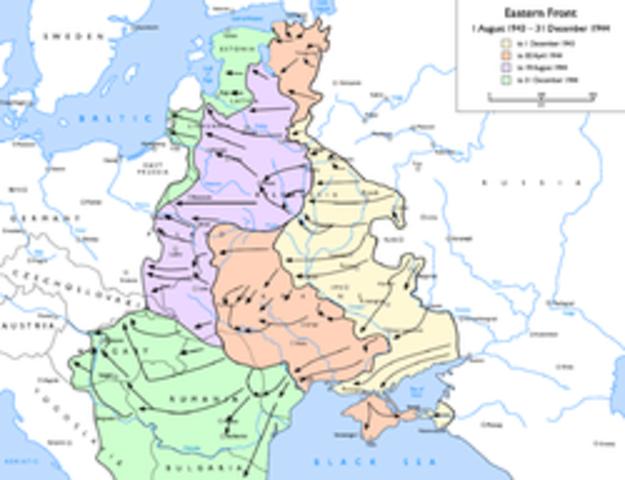 Insurrecció de l'Exèrcit Polonès a Varsòvia