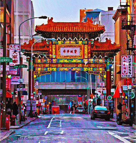 First Chinatown