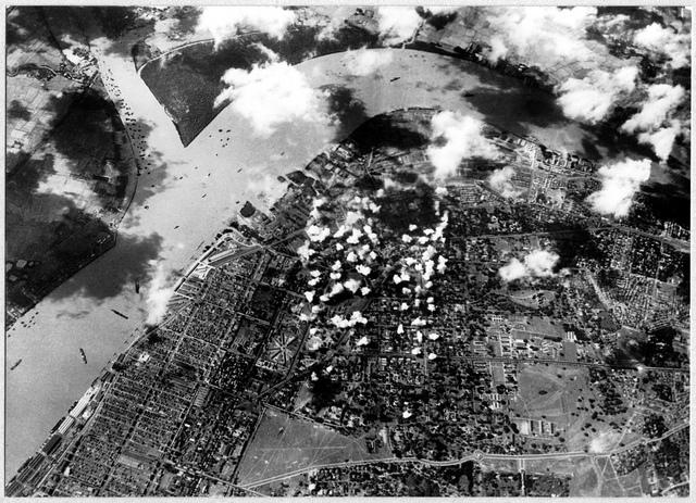 Fall of Rangoon