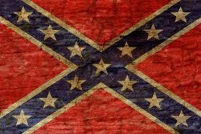 Confederate of the United States begins