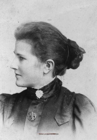 Birth of Henrietta Darwin