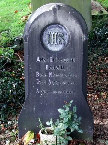 Death of Anne Darwin