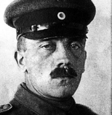 Ефрейтор Гитлер