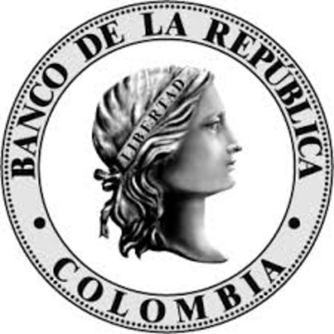 Aparición de Banco y Contraloria General de la Republica
