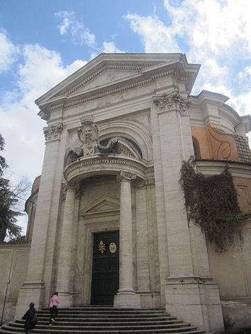 Avvio: Chiesa di Sant'Andrea al Quirinale