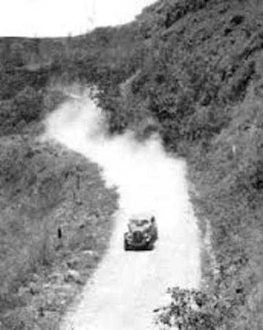 Carreteras en Colombia