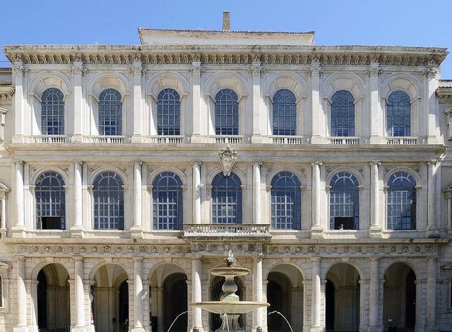 Avvio: Palazzo Barberini