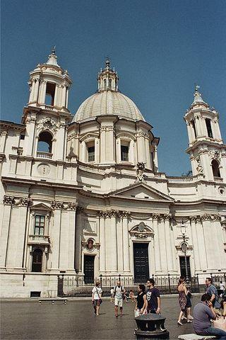 Avvio: Chiesa di Sant'Agnese in Agone