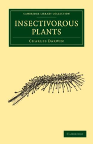 Insectivorous Plants published