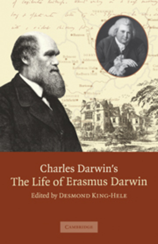 The Life of Erasmus Darwin published