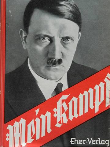 Hitler imprisoned