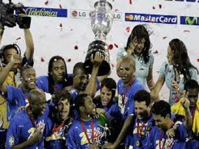 La Vinotinto organiza la Copa