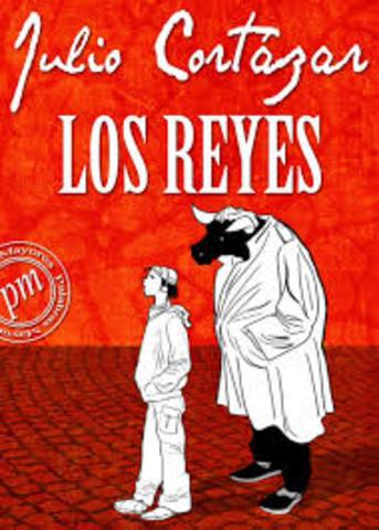 Publica el poema dramático Los Reyes, ignorado por la crítica.