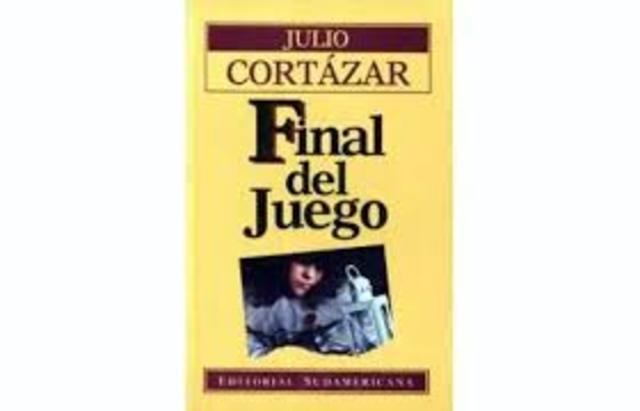 Publica el libro Final del Juego