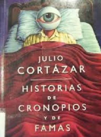 Publica Historias de cronopios y de famas, en la editorial Minotauro, de Buenos Aires.