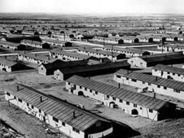 Internment camps CLOSED