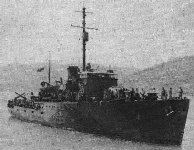 Força Naval japonesa