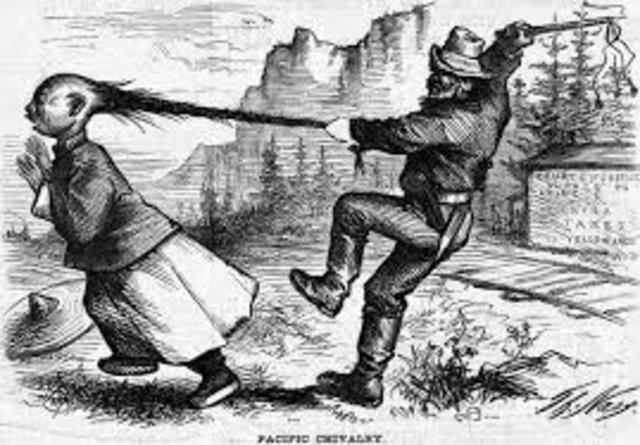 Chinese Exclusion Act was Reneved and Stricter