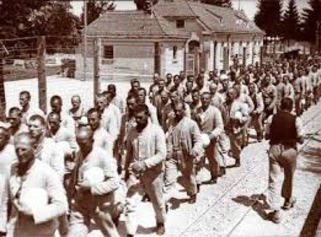 """Decret of extermination of Chinese people in a """"death camp"""""""