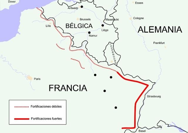 Camí de conquesta a França