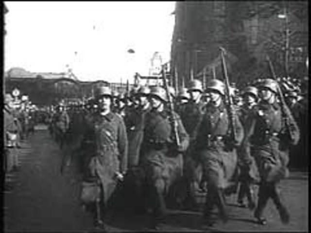 Militarització de la Renània