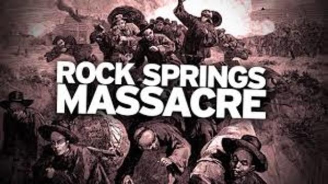 The Rock Springs Massacre