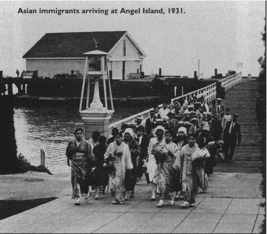 Angel Island Immigration Station Opens