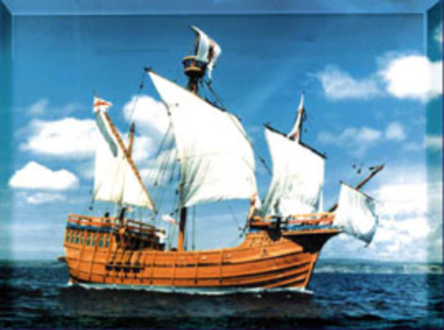 Caravel Was Invented.