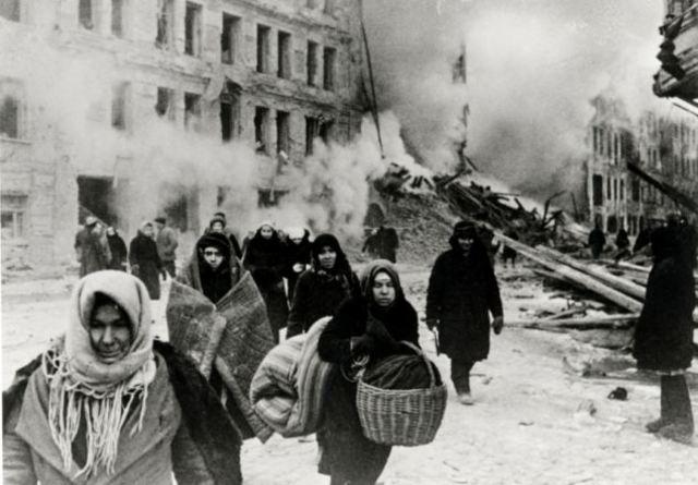 Direcció nord: Leningrad
