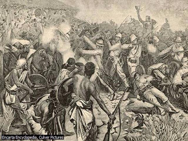 Ethiopia Defeats Italian Forces