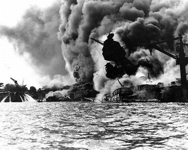 Atac nipó a Pearl Harbor