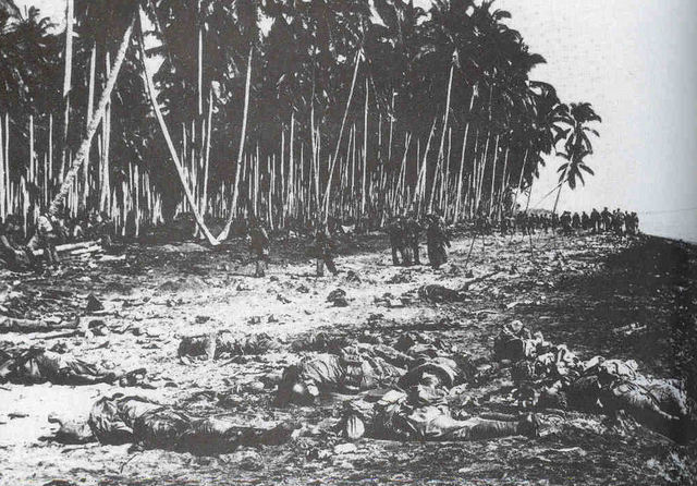 Derrota definitiva a Guadalcanal