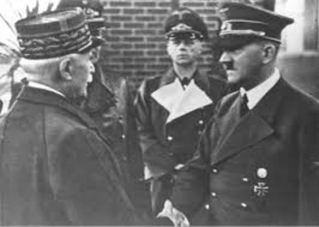 Armistici de Pétain
