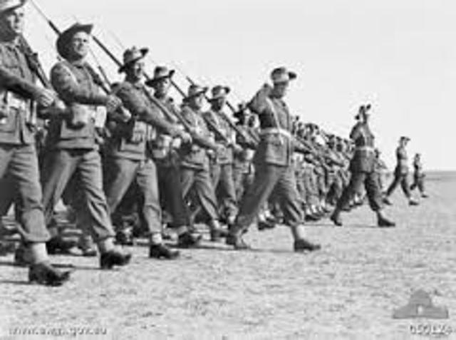 The 9th Division's important role in the Allied victory