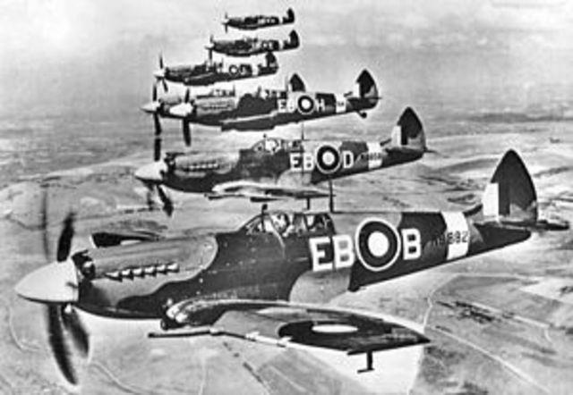 Australians in battle of Britain